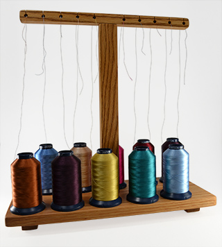 Sewing And Embroidery Thread Stand